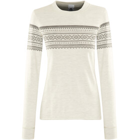 Aclima DesignWool Marius Longsleeve Shirt Women grey